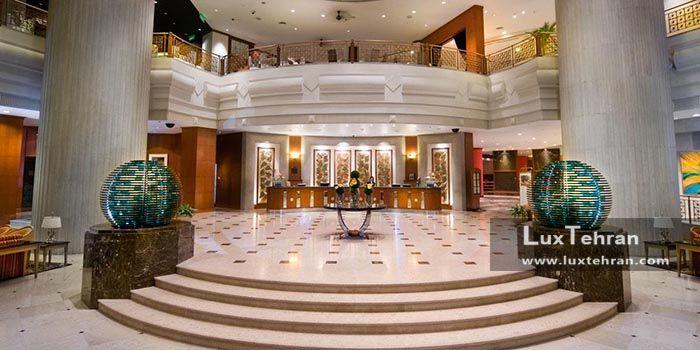 هتل رنسانس پایتخت مالزی، یکی از ده ها اقامتگاه لوکس شهر