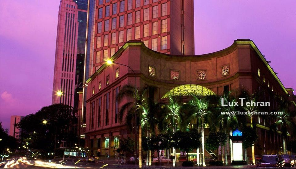 هتل جی دبیلو ماریوت کوالالامپور