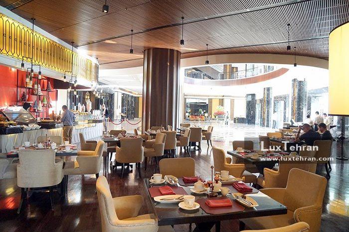 رستوران هتل مجستیک تاور کوالالامپور