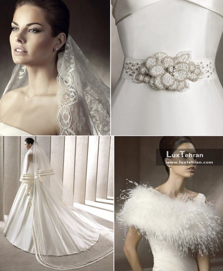 BRIDAL ACCESSORIES DRESS