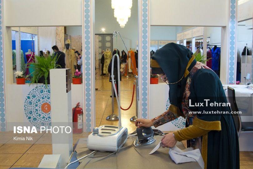 مراحل برگزاری مسابقه طراحی لباس