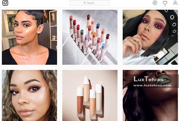 برند محصولات آرایشی و بهداشتی ریحانا