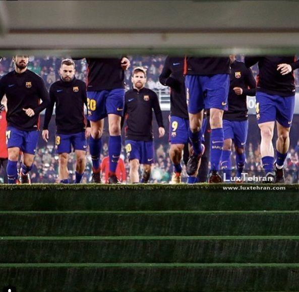 صفحه اختصاصی باشگاه بارسلونا اسپانیا
