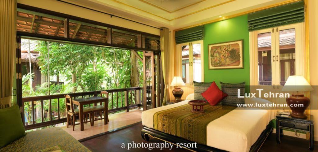 تصویری از دکوراسیون داخلی هتل ربیت پاتایا