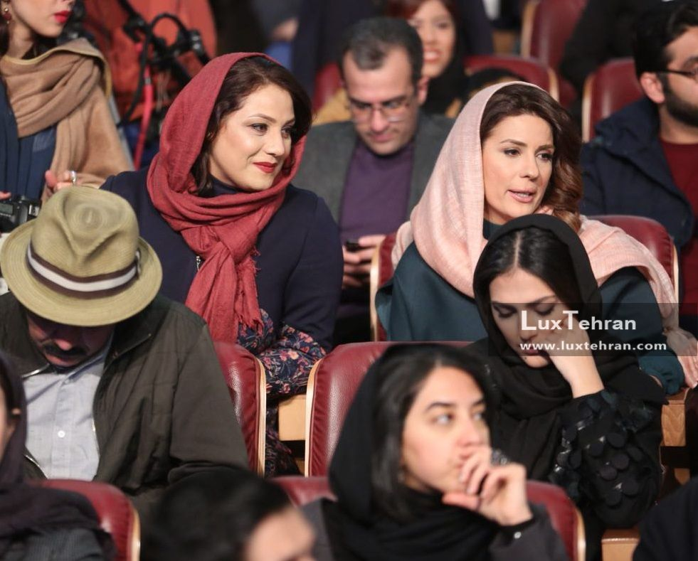 تیپ شبنم مقدمی، هنرپیشه سینما