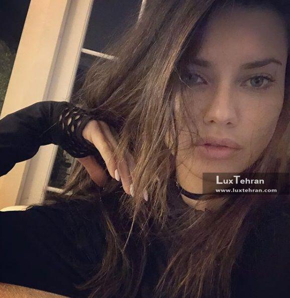 اینستاگرام آدریانا لیما مدل معروف ویکتوریا سکرت