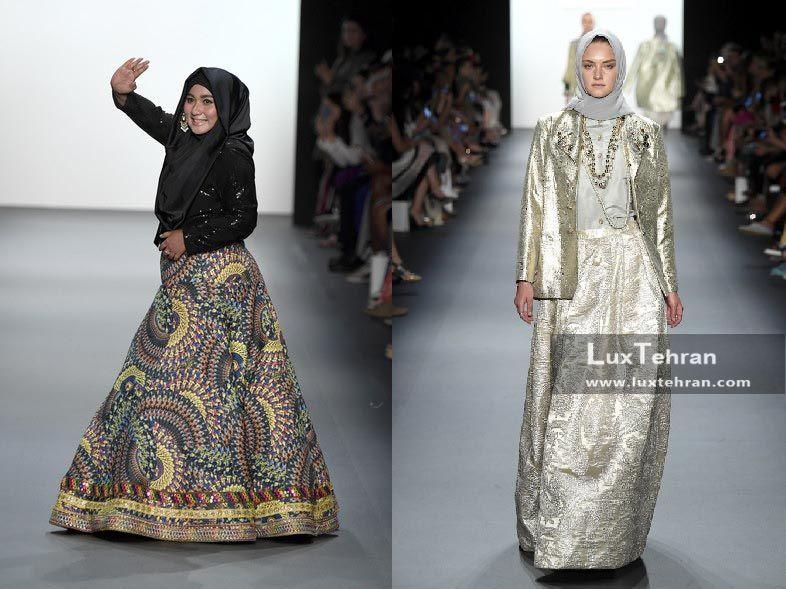 حجاب اسلامی در دنیای مد و فشن