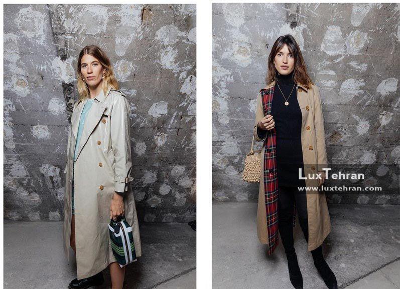 تصویری از جدیدترین کالکشن کیف های چرمی زنانه رنگارنگ برند لویی ویتون