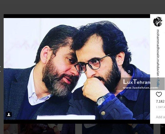 محمد حسین مهدویان از دیگر عوامل فعال سینمای ایران