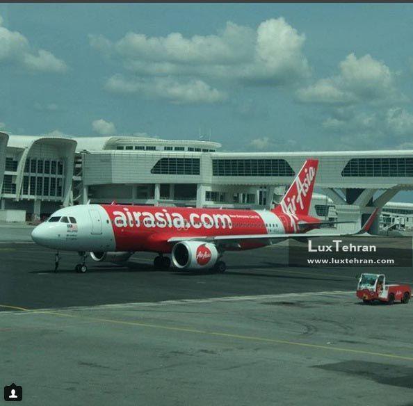 فرودگاه بین المللی کوالالامپور مالزی