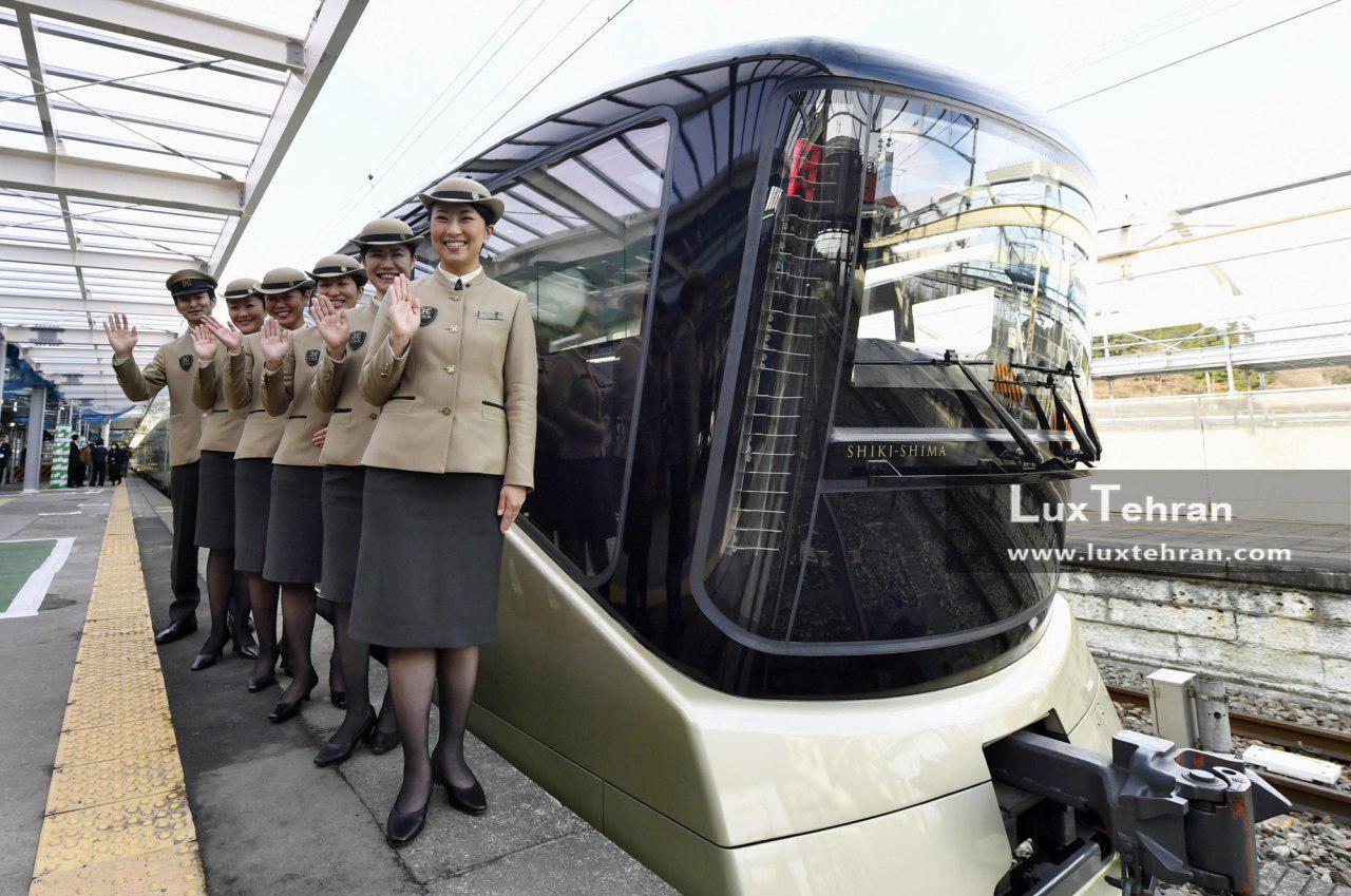 SHIKI SHIMA LUXRY TRAIN