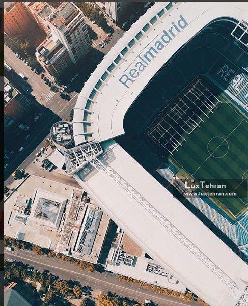 تصویری از برترین ورزشگاه جهان