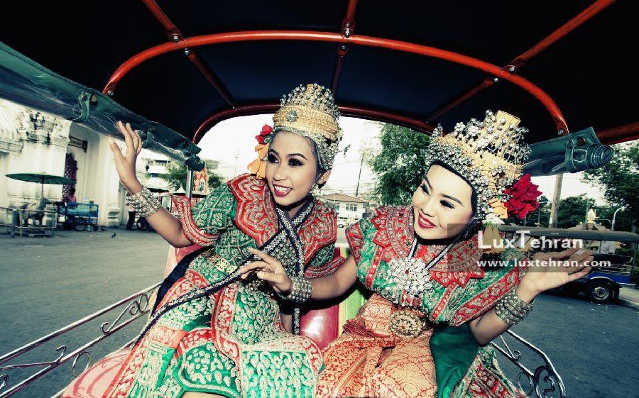زنان در تایلند و پاتایا