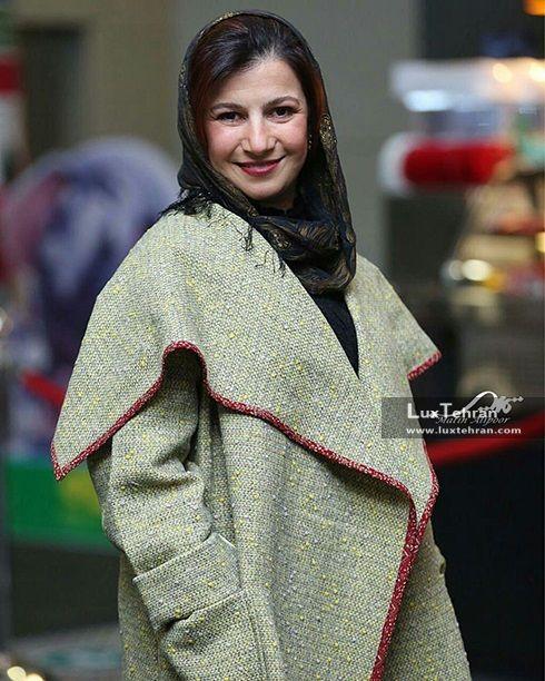 تیپ لیلی رشیدی که در جشنواره سی و ششم فیلم فجر