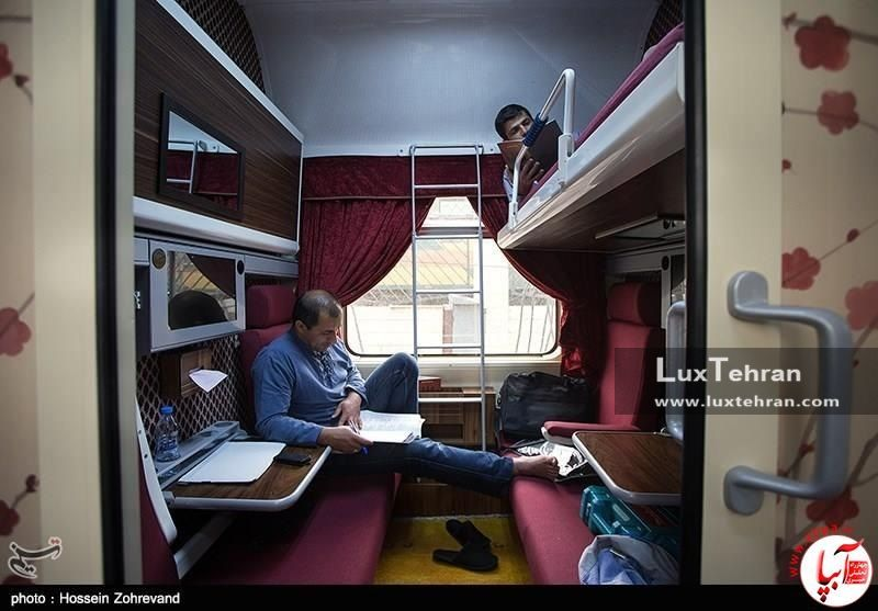 قطارهای لوکس پنج سیتاره