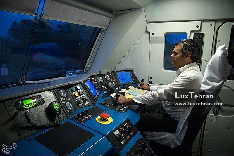 سیستم راهبری قطار ۵ ستاره لوکس زندگی