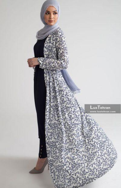 مدل مانتو عید ۹۹ با بیش از ۷۰ تصویراز شیک ترین ست های مانتو مجلسی و اسپرت