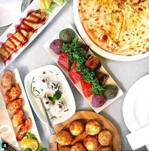 غذاهای دلچسب در گرجستان