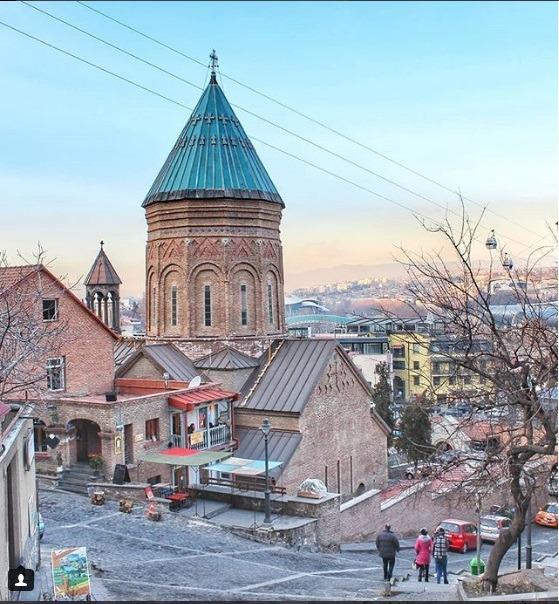 منطقه بام تفلیس در گرجستان