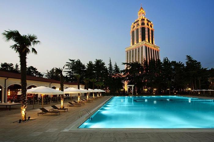 هتل شرایتون در گرجستان