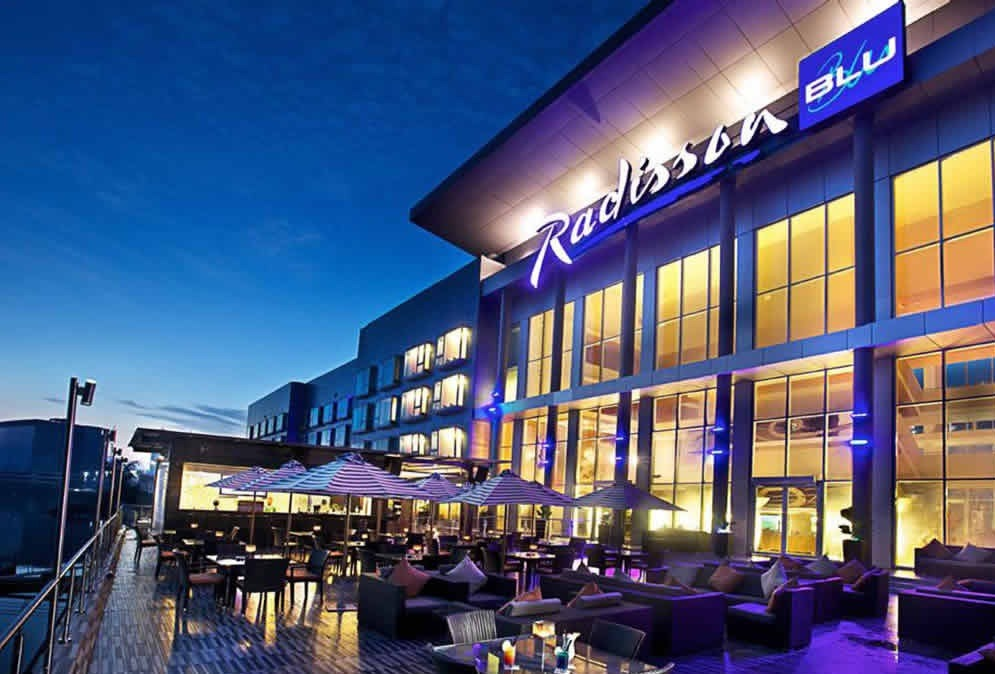هتل رادیسون بلو ۵ ستاره باتومی گرجستان