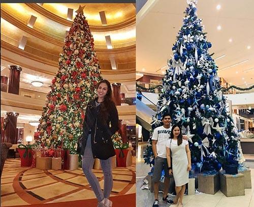 کریسمس ۲۰۱۸ میلادی برای دبی گردی در دبی
