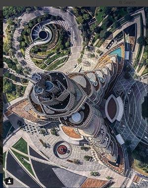 بلند ترین برج جهان برای دبی گردی