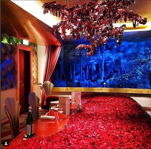 سویت های مجلل هتل برج العرب مکانی برای دبی گردی