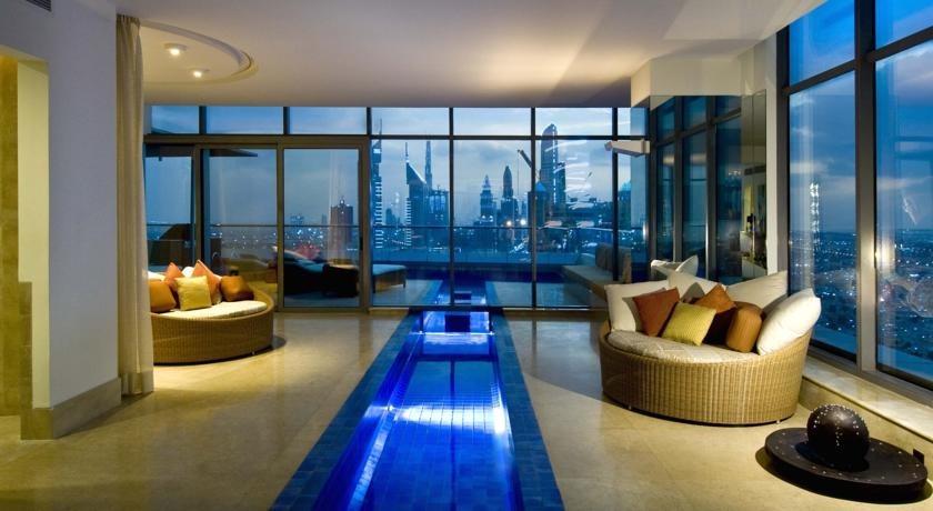 فضای داخلی رویایی هتل اچ برای دبی گردی