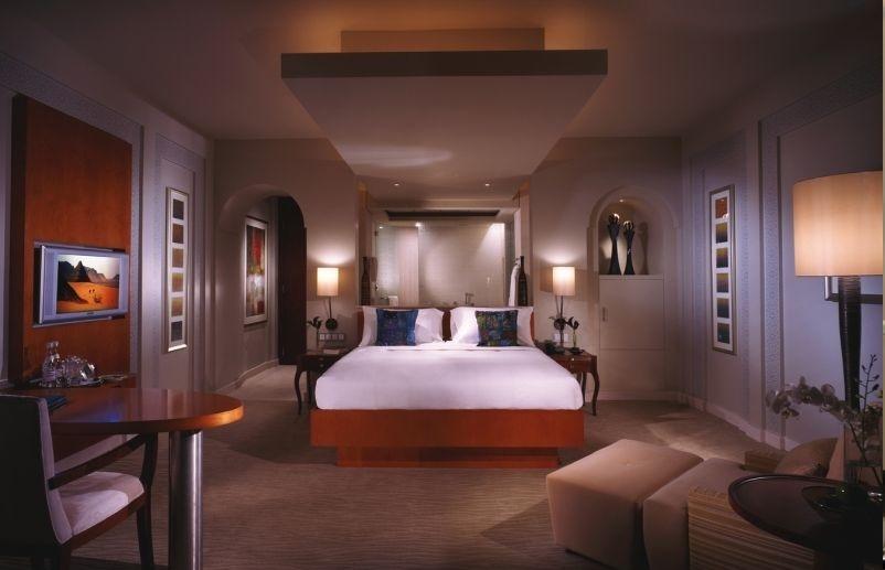 اتاق خواب هتل پارک دبی برای دبی گردی