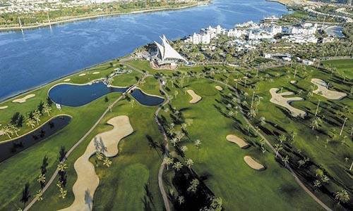 هتل پارک حیاط دبی برای دبی گردی