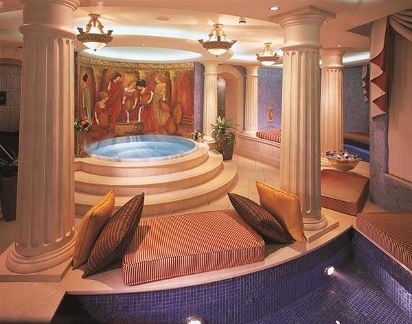اتاق های لوکس هتل فریمونت دبی گردی