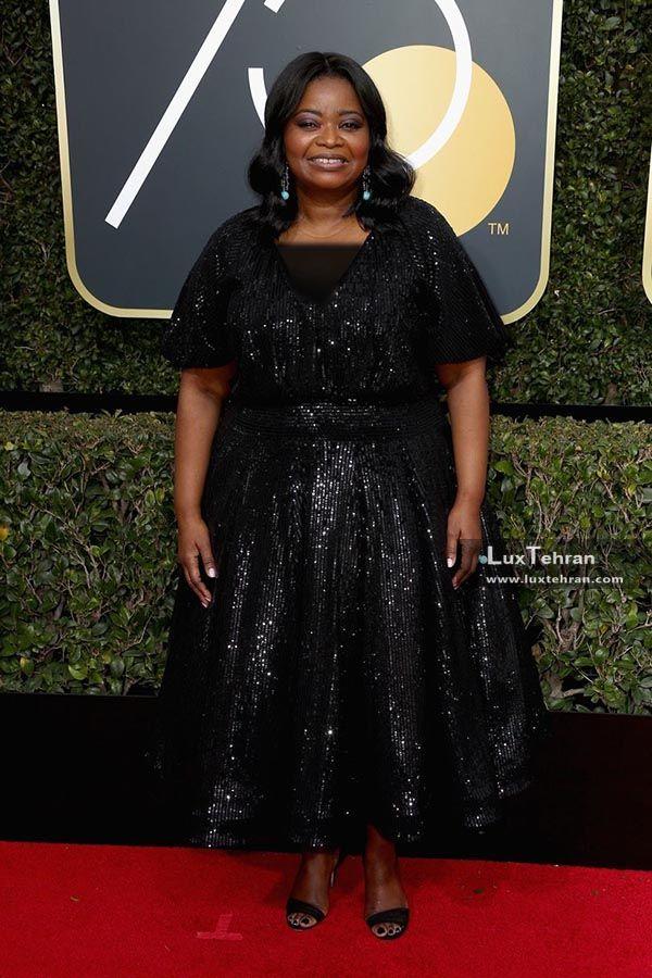 هنرپیشه سیاه پوست آمریکایی