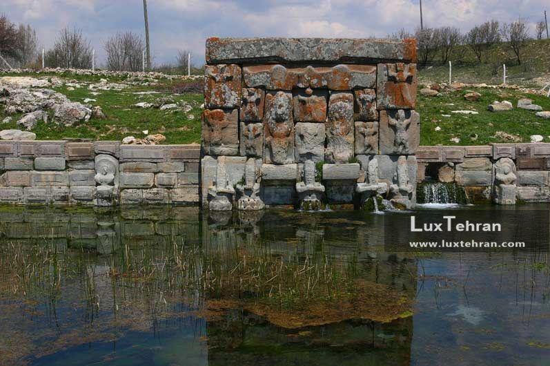 شهرهای باستانی و دیدنی قونیه