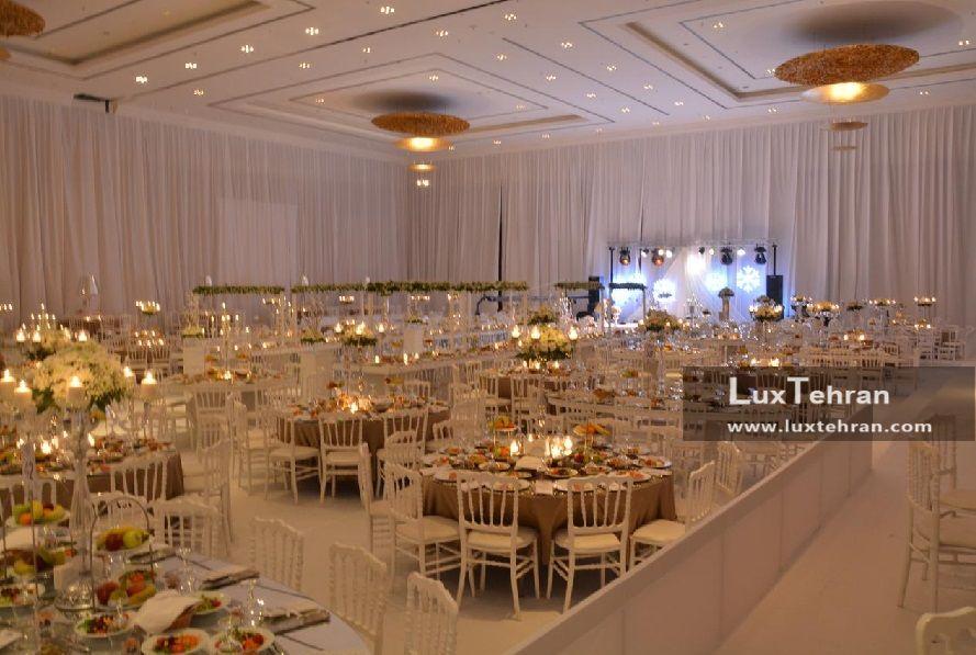 فضایی رمانتیک در رستوران هتل لوکس ریکسوس قونیه