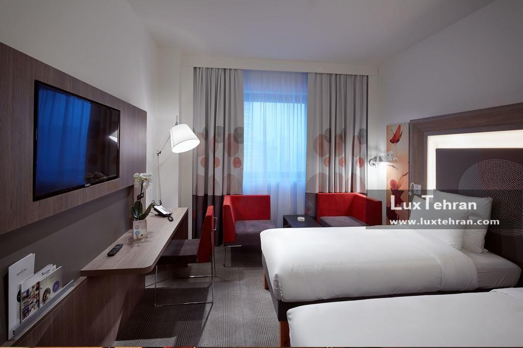 هتل لوکس در قونیه ترکیه