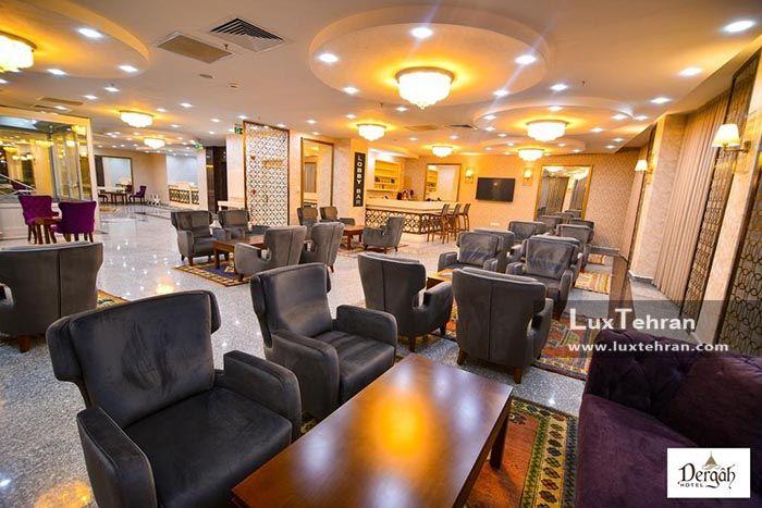هتل لوکس و مجلل درگاه قونیه