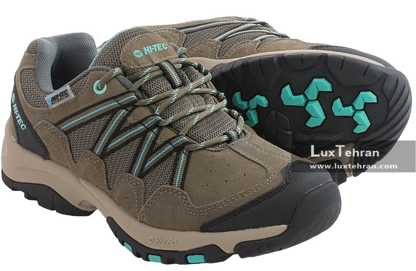 کفش های تک محصول Hi-Tec Florence Low WP Hiking Shoe