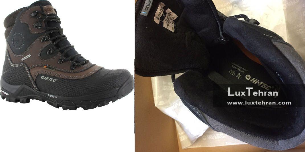 کفش کوهنوردی پر فروش های تک