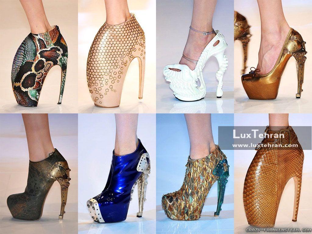 یکی از لاکچری ترین برندهای تولید کفش