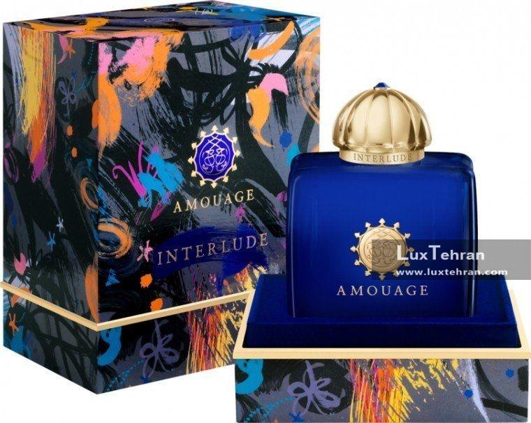 ac15452fa ۵۰ محصول از عطر آمواج AMOUAGE : سلطنتی ترین عطر جهان