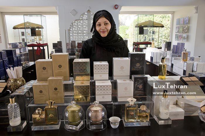 برندهای گران و شناخته شده محصولات عطر