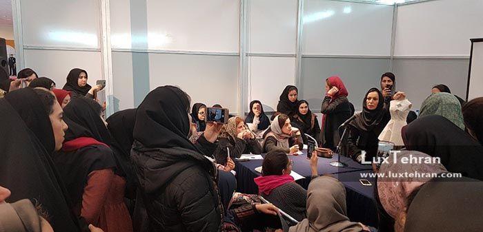 نشست های تخصصی انجمن و موسسات مد و لباس ایران