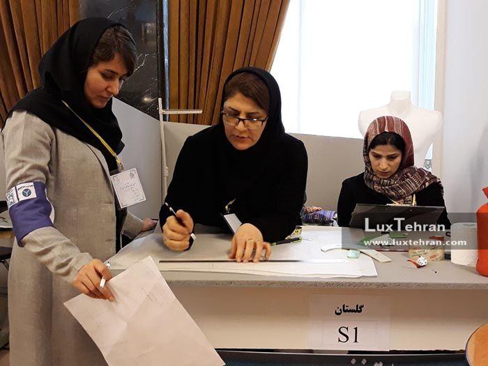 مسابقه زنده ایده تا اجر در هفتمین جشنواره مد و لباس فجر