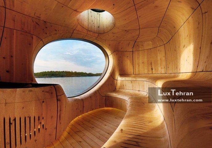 دکوراسیون چوبی برای مراکز تفریحی و گردشگری