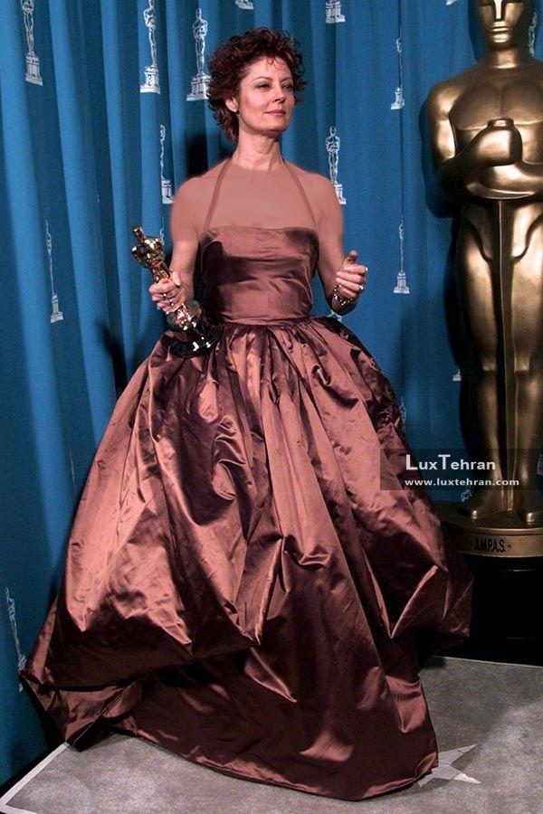 لباس سوزان سارندون