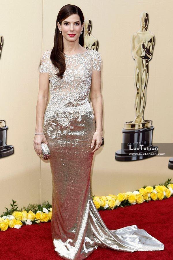 مدل لباس اسکار ساندرا بولاک (SANDRA BULLOCK)