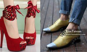 کفش ورزشی و مجلسی