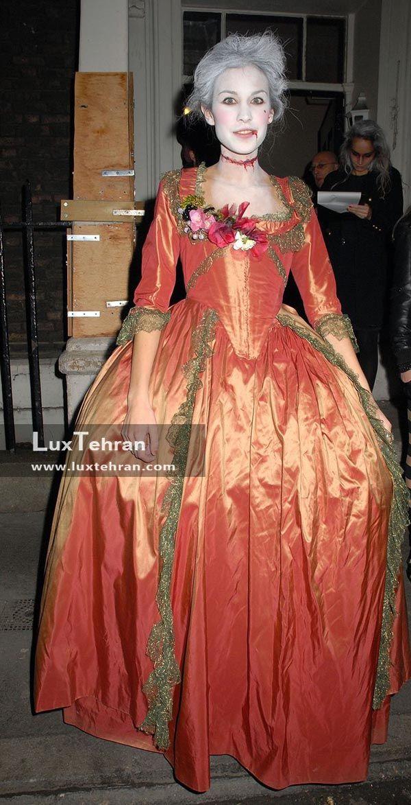 استایل ماری انتوانست را در لباس ALEXA CHUNGدر جشن هالووین