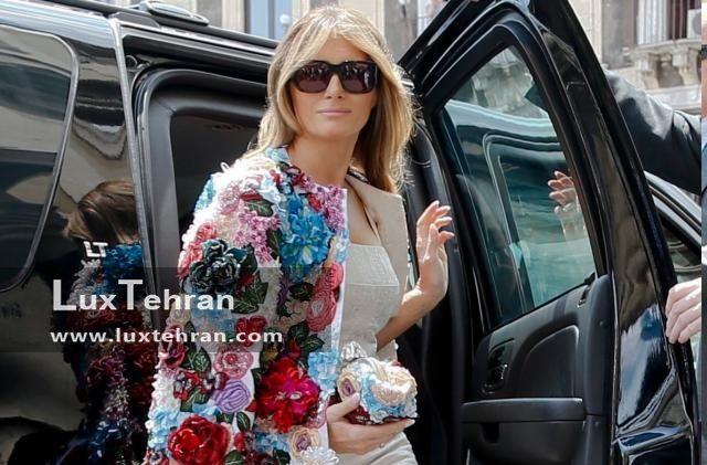 کت ملانیا ترامپ